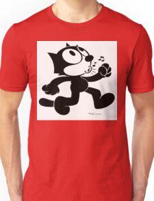 Felix Having Fun Unisex T-Shirt