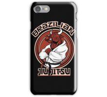 BJJ Bull iPhone Case/Skin