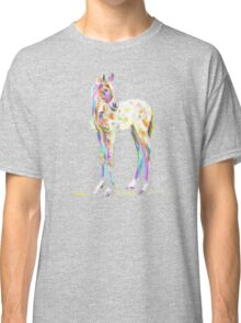 Foal Paint products Classic T-Shirt