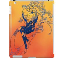 Sci Fi Nouveau Action Potential iPad Case/Skin