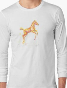 Foal 'Out and About' products Long Sleeve T-Shirt