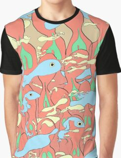 The Fishes. Graphic T-Shirt