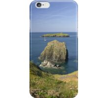 Between the rocks iPhone Case/Skin