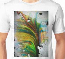 Ink Spill Unisex T-Shirt