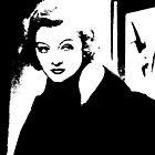 Myrna Loy Gives The Look by Museenglish