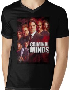 criminal minds Mens V-Neck T-Shirt