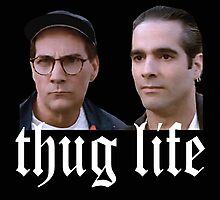 Thug Life Street Toughs Photographic Print