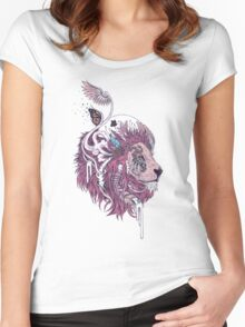 Unbound Autonomy Women's Fitted Scoop T-Shirt
