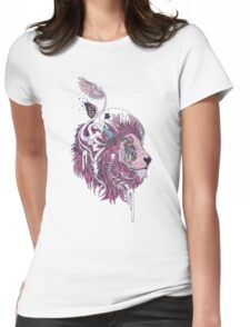 Unbound Autonomy Womens Fitted T-Shirt