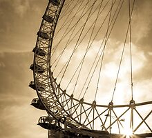 The Great Eye by Pixelglo Photography