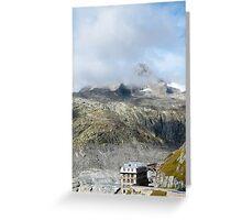 Switzerland scenery Greeting Card
