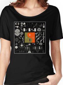Bon Iver - 22, A Million Women's Relaxed Fit T-Shirt