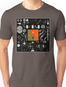 Bon Iver - 22, A Million Unisex T-Shirt