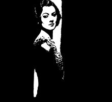 Myrna Loy Knows What's Coming Next by Museenglish