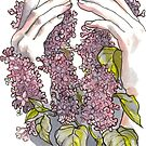 Lilacs by Sara Wilson