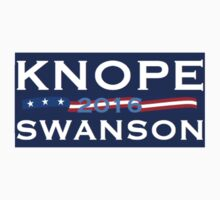 Knope Swanson 2016 One Piece - Short Sleeve