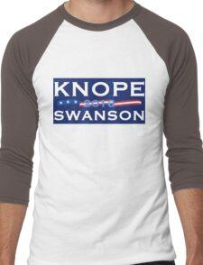 Knope Swanson 2016 Men's Baseball ¾ T-Shirt