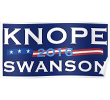 Knope Swanson 2016 Poster