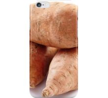 Sweet potatoes iPhone Case/Skin