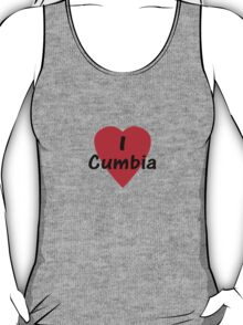 Dance - I Love Cumbia T-Shirt, Camisa & Top T-Shirt