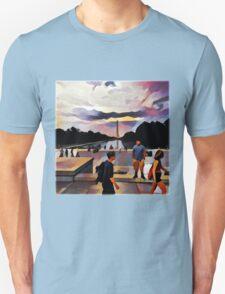 Reflecting Pool Unisex T-Shirt