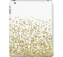 Gilded confetti iPad Case/Skin