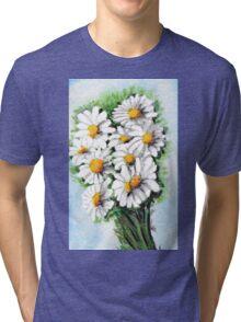 Daisy Mini Tri-blend T-Shirt