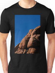Rock climber Unisex T-Shirt