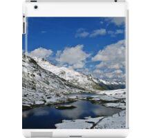 Scheidsee (Verwall Mountains) iPad Case/Skin
