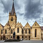 Medieval cathedral by naturalis