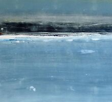 Across the Bay in Winter by ROSEMARY EAGLE
