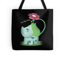 One day i'll be...Venusaur Tote Bag