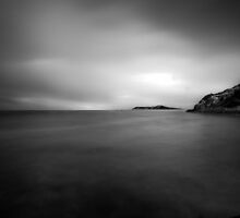 Island on the Horizon  by lawsphotography