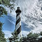 Cape Hatteras Lighthouse by Monnie Ryan