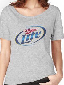 Miller Lite Women's Relaxed Fit T-Shirt