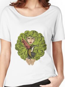 So Hum Women's Relaxed Fit T-Shirt