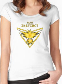 Yellow-TI Women's Fitted Scoop T-Shirt