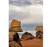 Rocky Coast Photographic Print