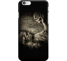 The Doctors Grave iPhone Case/Skin