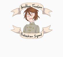 Amalthea Trevelyan Protection Squad Unisex T-Shirt