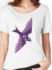 Purple martin Women's Relaxed Fit T-Shirt