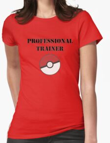 PRO TRAINER Womens Fitted T-Shirt
