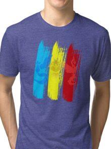Pokemon Teams Tri-blend T-Shirt