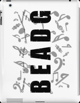 Bass Player by blackiguana