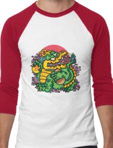 Rich Boi Men's Baseball ¾ T-Shirt