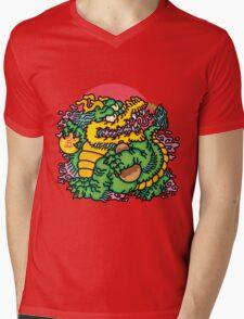 Rich Boi Mens V-Neck T-Shirt