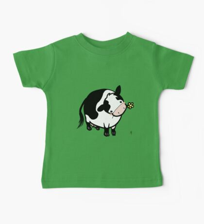 Dairy Cow Baby Tee