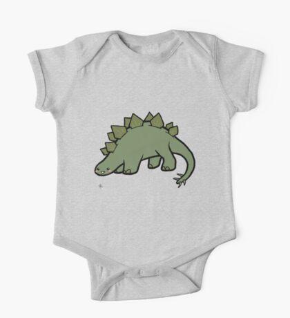 Stegosaurus One Piece - Short Sleeve