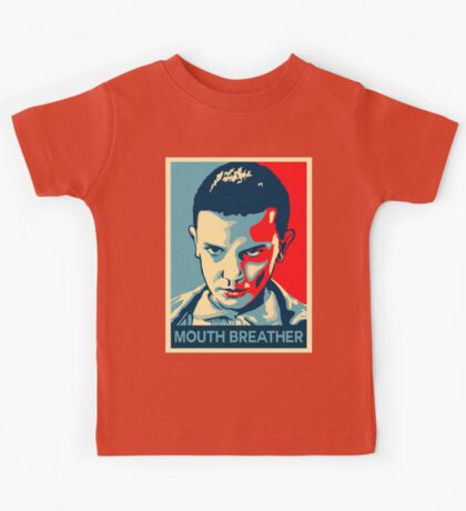 Mouth Breather Kids Tee