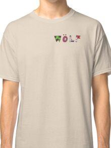 Wolf Gang Golf Wang WOLF logo Classic T-Shirt